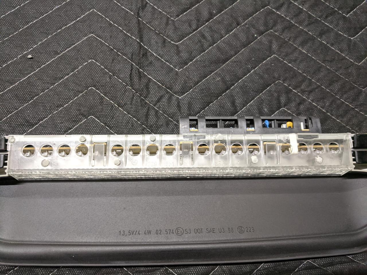 BMW E46 3-Series Third Brake Light Hellgrau Light Grey 63258386963
