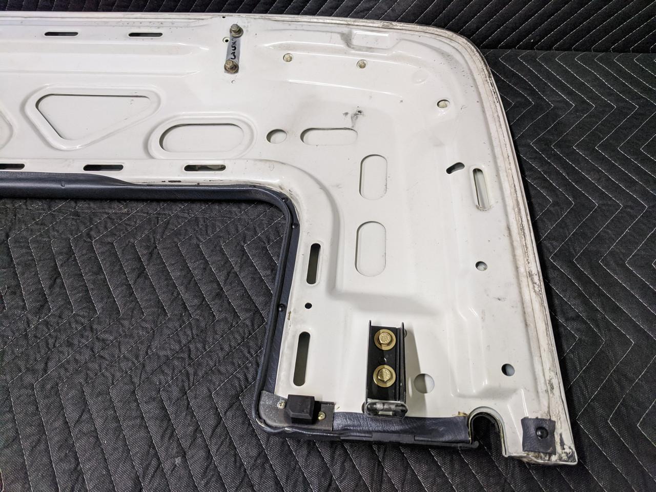 BMW E30 Convertible Folding Top Lid Tonneau Cover 41638121942