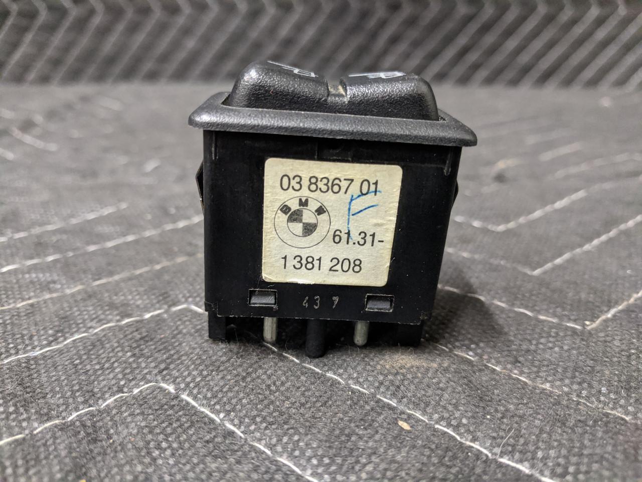 BMW E28/E30 Seat Heating Switch 61311381208