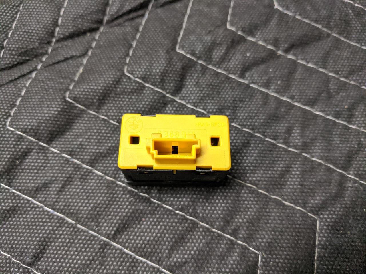 BMW E36 Power Sunroof/Window Lifter Switch 61318368941