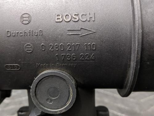 BMW E31/E36/E38 Mass Air Flow Sensor MAF Bosch 0280217110 13621736224