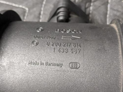 BMW E38/E39/E52/E53 Mass Air Flow Sensor MAF Bosch 0280217814 13621433567