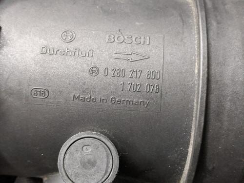 BMW E31/E32/E34/E38/E39 Mass Airflow Sensor AMF Bosch 0280217800 13621702078