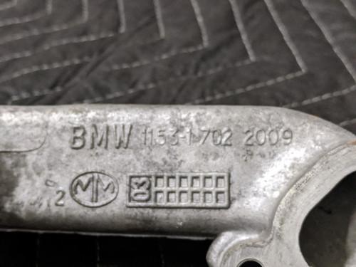 BMW E31/E38/E39 M62 V8 Engine Coolant Crossover Pipe 11531702200