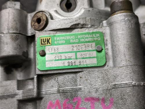 BMW E38 7-Series Power Steering pump Single Vane 32411091911
