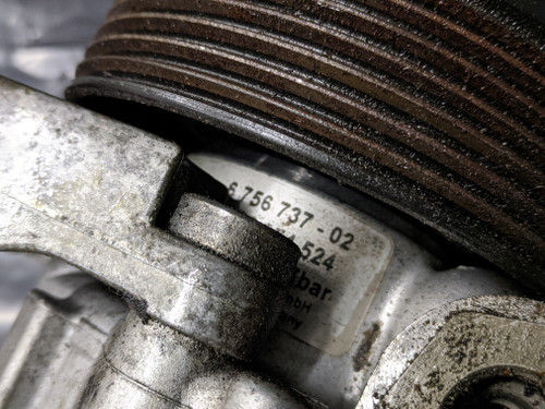 BMW E53 X5 Power Steering Pump ZF 32416756737