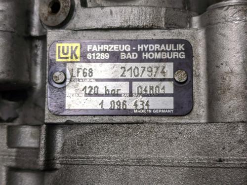 BMW E53 X5 Power Steering Pump 32411096434