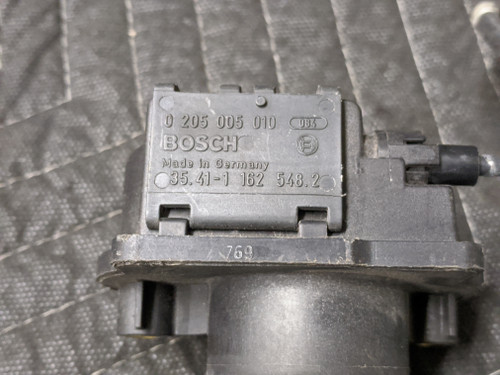 BMW E31/E32/E34/E36/E38/E39 Throttle Actuator ADS 2 Bosch 0205005010 35411162548