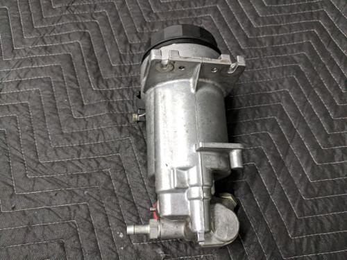 BMW E31/E32/E38/E39/E52/E53 Oil Filter Canister Housing  Without Oil Cooler Connection 11421437582