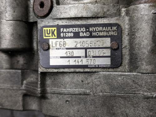 BMW E34/E39 5-Series Power Steering Pump LUK 32411141570