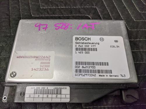 BMW E39 528i Interlock Steering Lock DME/ECU TCU EWS With Key 1162711