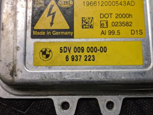BMW E60/E65/E70/E71 Xenon HID Headlight Control Unit Ballast Hella 63126937223