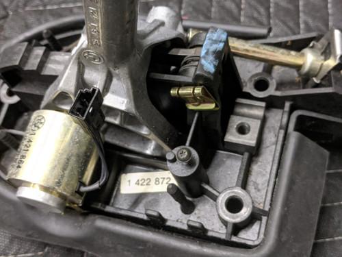 BMW E39 5-Series Shift Interlock Automatic Transmission Gearshift Selector 25161422872