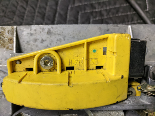 BMW E36 3-Series Automatic Transmission Gearshift Selector 25161422821
