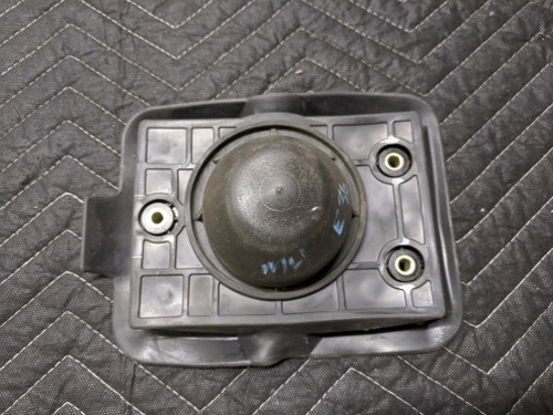 BMW E36 3-Series Z3 M3 Automatic Transmission Gear Shift Sound Insulation 25161421130