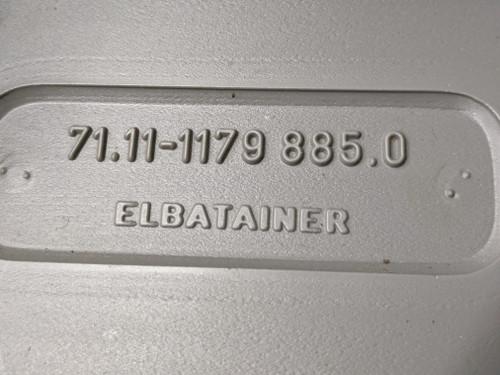 BMW E32/E34 5-Series 7-Series Trunk Tool Tray 71111179885