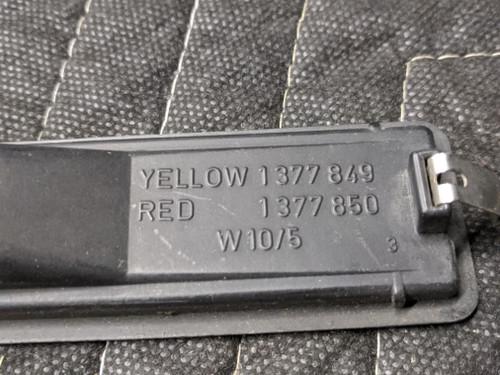 BMW E30/E32/E34 M5 Rear Side Marker Lens Red 63141377850