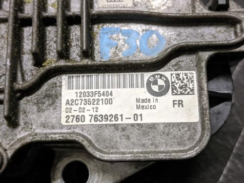 BMW F30 3-Series Transfer Case Motor Torque Module 27607639261