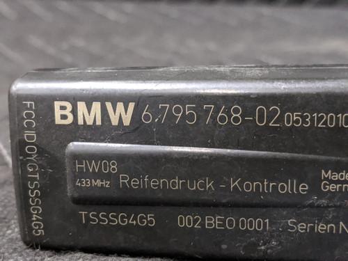 BMW E70/E90/E91/E92/E93 RDC Tire Pressure Monitor Control Unit 36106795768