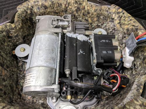 BMW E53 X5 Rear Air Ride Suspension Compressor 37221092349
