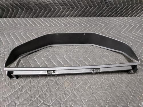 BMW E30 3-Series M3 Instrument Gauge Cluster Trim Bezel 62111368872