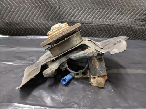 BMW E46 3-Series Front Left Steering Knuckle 31211096429