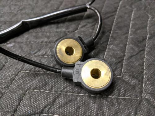 BMW E31/E38/E39 Knock Sensor Bosch 12141741648