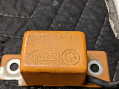 BMW E30 3-Series Impact Sensor 65771394112