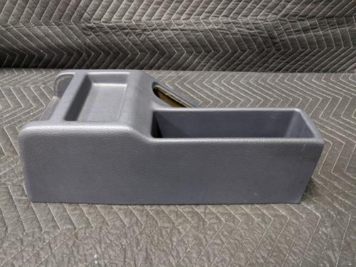 BMW E34 5-Series Center Console Indigo 51168181942