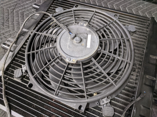 RMS BMW E36 3-Series Supercharger Heat Exchanger With Fan