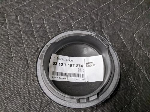 BMW E60/E61/F20/F21 Headlight High Beam Cover Cap 63127187274