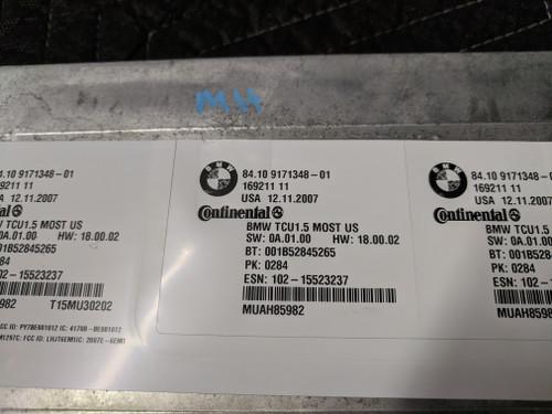 BMW E60/E90 Bluetooth Telematics Control Unit 84109171348