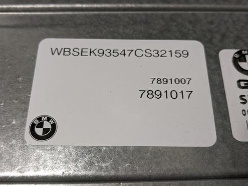 BMW E64 M6 SMG Transmission Control Unit TCU Module 23607891007