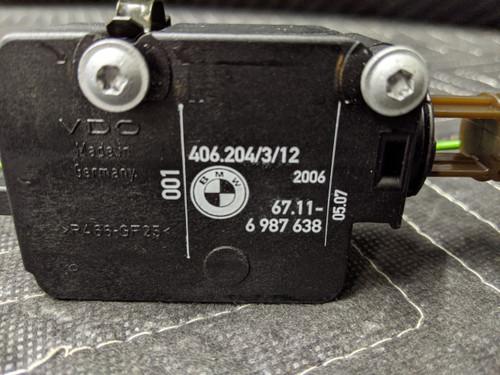BMW E65/E66/E67 7-Series ALPINA B7 Gas Door Filler Flap Actuator 67116987638
