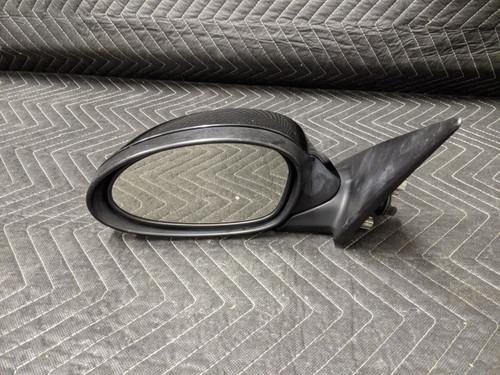 BMW E90 3-Series Left Driver Side Mirror Black 7906930B