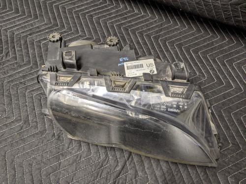 BMW E46 3-Series Sedan Halogen Headlight Right ZKW 63126910964