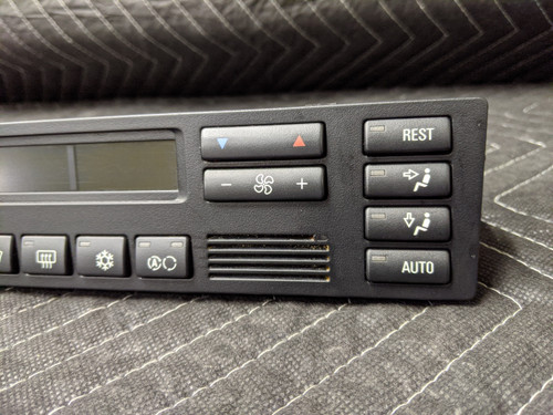 BMW E38 7-Series Automatic Air Conditioning Climate Control Module 64118377541