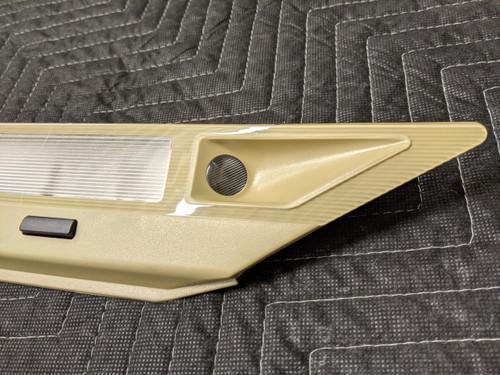 BMW E38 7-Series Interior Reading Light Left Rear Beige 61318368843