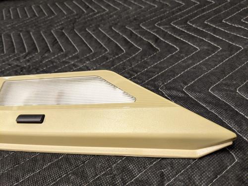 BMW E38 7-Series Interior Reading Light Right Rear Beige 61318368844