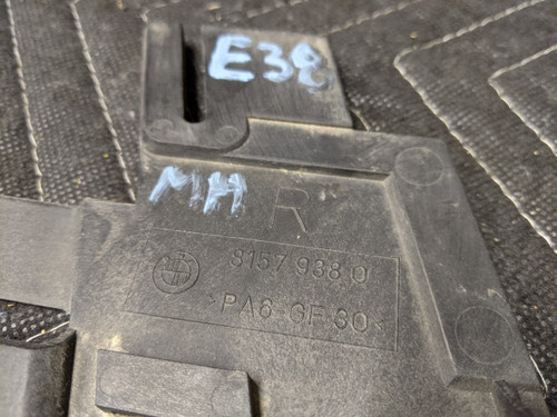 BMW E38 7-Series Carrier Plate Right 51138157938