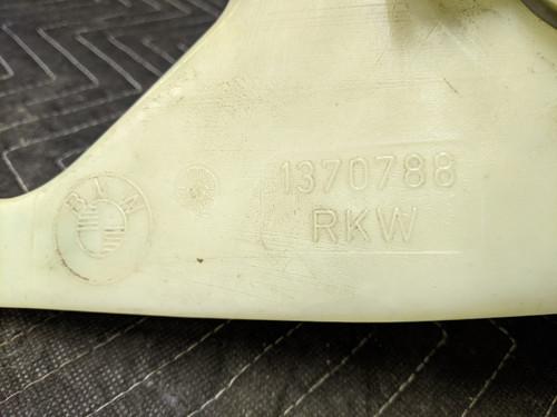 BMW E30 3-Series Windshield Wiper Fluid Reservoir 61661370788