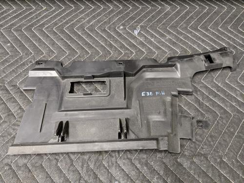 BMW E38 7-Series Control Unit Cover Black 51458125689
