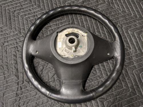 BMW E70 X5 Leather Heated Multifunction Steering Wheel 32306797909