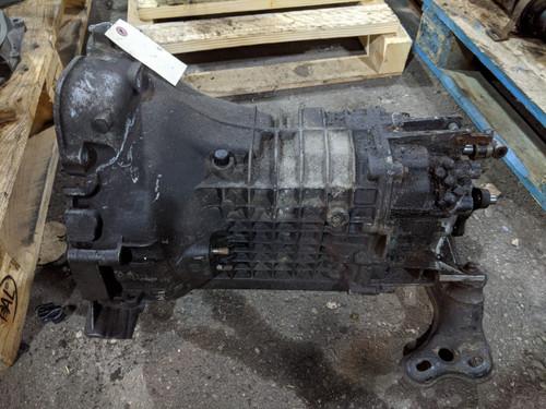 BMW E32 7-Series 5 Speed Manual Transmission Getrag 260/6 23001221327