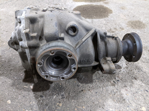 BMW E46 3-Series Rear Axle Differential RWD AT 3.38 33107505394