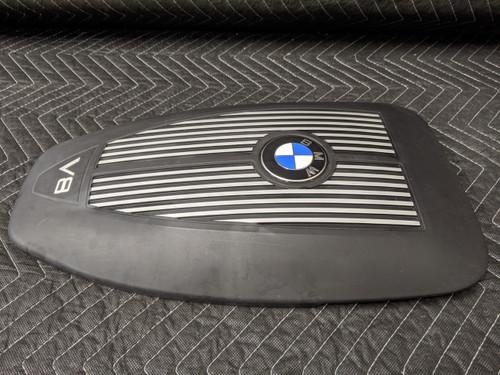 BMW E70 X5 4.8i N62 V8 Engine Cover 13717548904