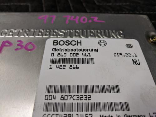 BMW E38/E39 5 7 TCU EGS Transmission Control Module W/AGS Bosch 24601422866