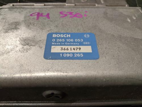 BMW E31/E32/E34 ASC+T ADS 2 Traction Control Unit Bosch 34521090265