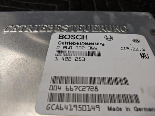 BMW E31/E38 TCU EGS Transmission Control Unit W/ AGS Bosch 24601422253
