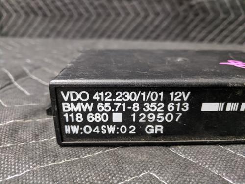 BMW E38/E39 Cruise Control Module VDO 65718352613